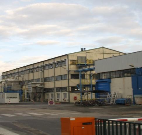 Akrema-usine